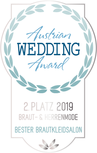 Austrian Wedding Award 2.Platz